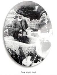Robert Poidevin et Flore Laloue