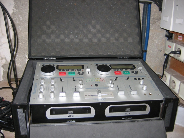 console audio
