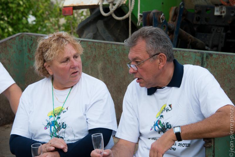 Josette et Philippe